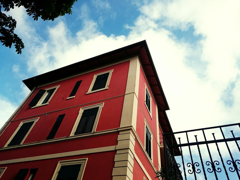 červený dom