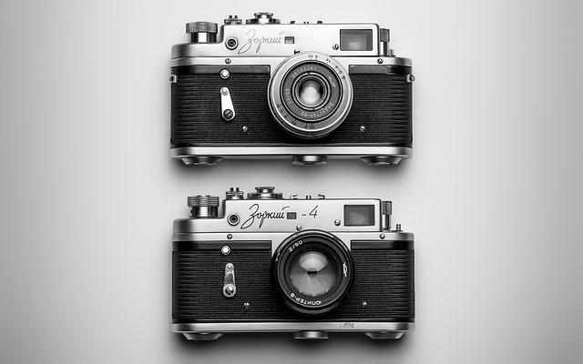 fotoaparát dříve