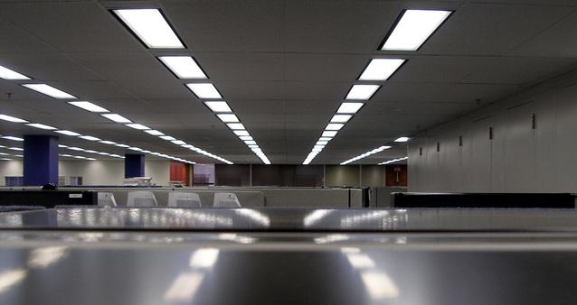 Veľký kancelársky priestor